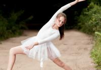 Евгения Самойлова в рекламной съемке GalaSport